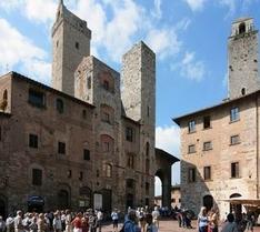 UNESCO in der Toskana: San Gimignano