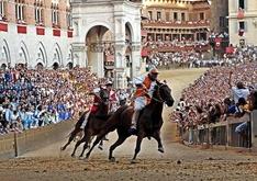 Palio di Siena - Feste der Toskana