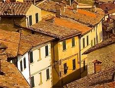 Cortona - Toskana