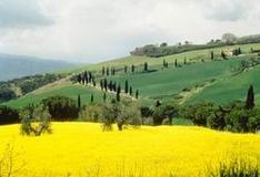 Landschaften Toskana