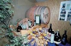 Toskanischer Wein
